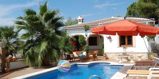 Villa with Pool in Malaga