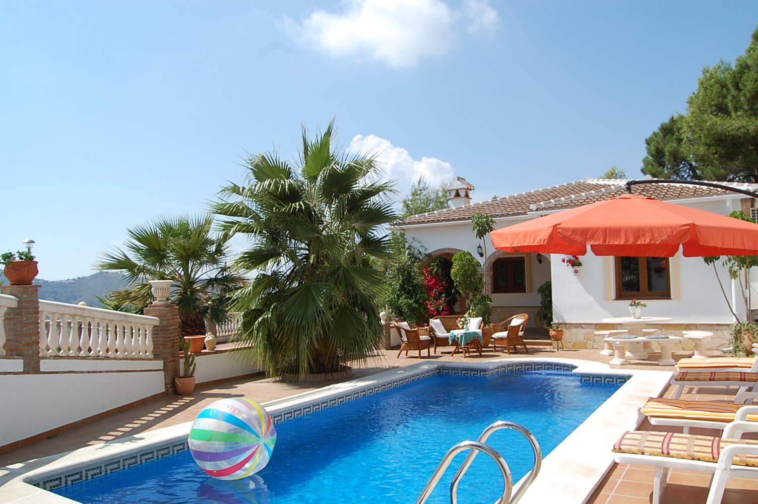 Charming Holiday Villa